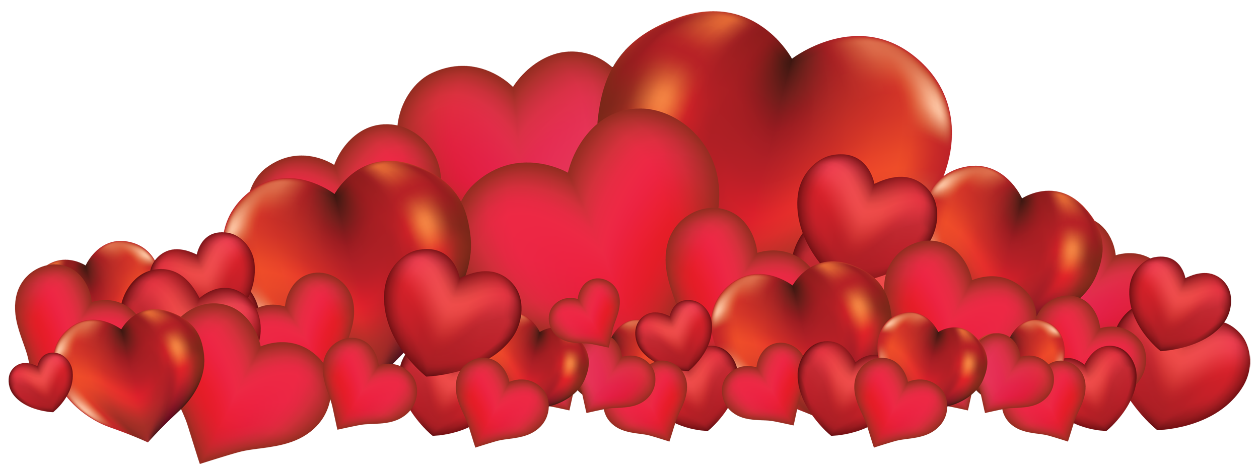 Bunch_of_Heart_PNG_Clipart